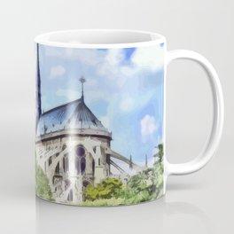Paris - Kathedrale Notre-Dame Coffee Mug