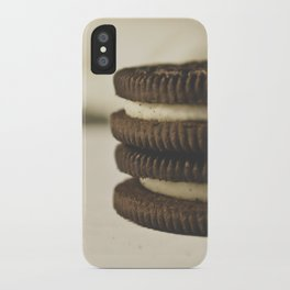 oreos iPhone Case