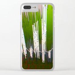 InsideSound#29 Clear iPhone Case