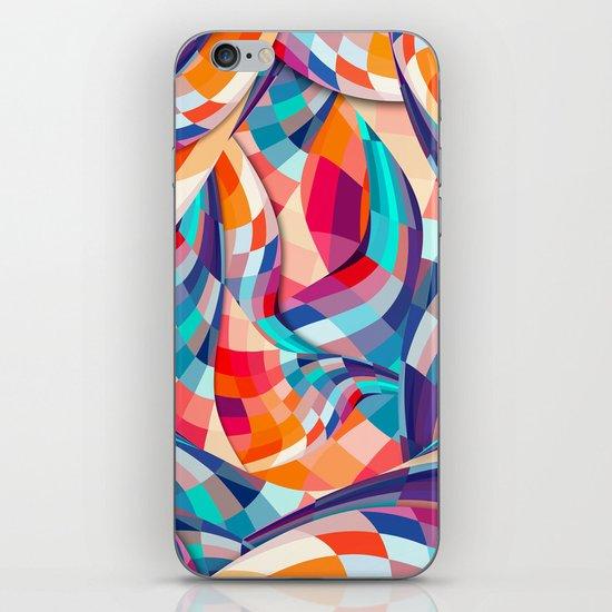 Versicolor iPhone & iPod Skin