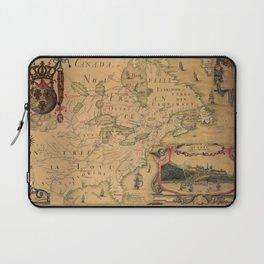 Northenmost America 1688 Laptop Sleeve