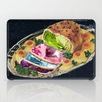 gem iPad Cases featuring Gem Roast by Eugenia Loli