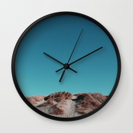 Sand Dune Wall Clock