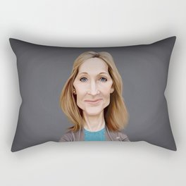J.K Rowling Rectangular Pillow