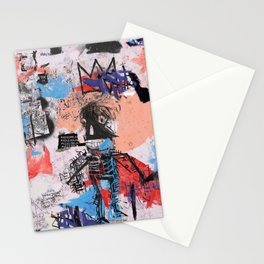 SAMO is Alive Stationery Cards