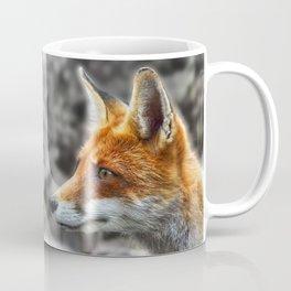 Friendly fox wildlife portrait Coffee Mug