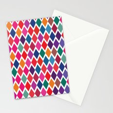 Party Colors Stationery Cards