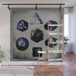 DUNGEON DICE Wall Mural