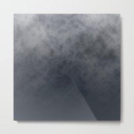 phantom ombre Metal Print