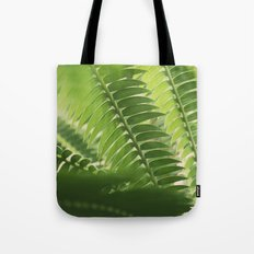 The Green Light #4 Tote Bag