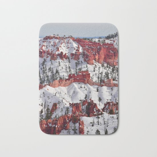 Bryce Canyon - Sunset Point III Bath Mat