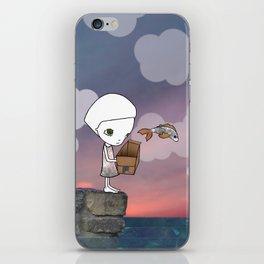 Gone Fishing (2) iPhone Skin