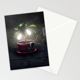 Chlorophyll Corona Stationery Cards