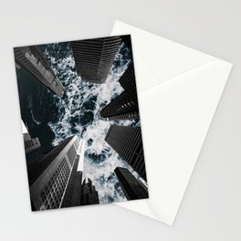 Sky is Rough Stationery Cards