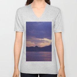 Lake 3 Unisex V-Neck
