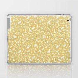 Vintage yellow Laptop & iPad Skin
