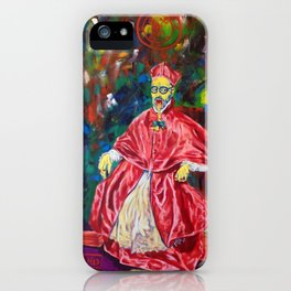 The last Supper- after El Greco iPhone Case