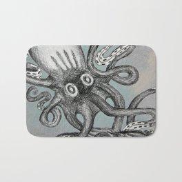 The Kraken Bath Mat