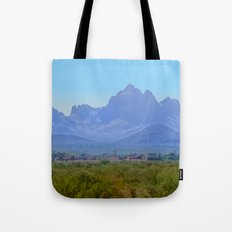 On the Ride Home Tote Bag