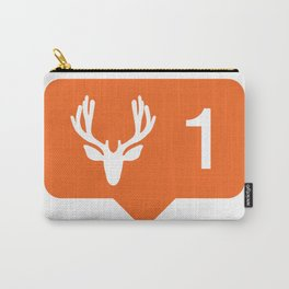 1 like deer! Carry-All Pouch