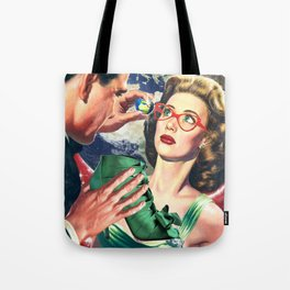 THE WORLD DOMINATION AND SHOES BRIBE Tote Bag