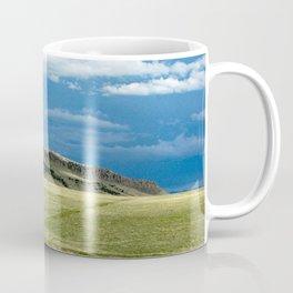 Square Butte Coffee Mug