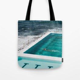 Bondi Icebergs Club I art print Tote Bag