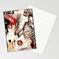 BEAUTIFUL WORLD Stationery Cards