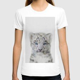 léopard des neiges T-shirt