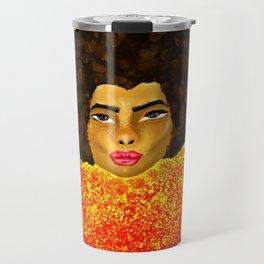 Our Lady of 'Tude Travel Mug