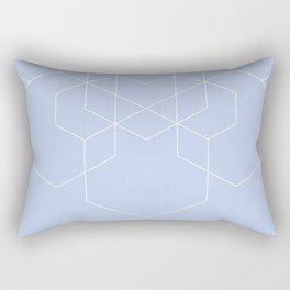BLUEPASTEL Rectangular Pillow