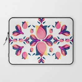 Tulip Pattern Laptop Sleeve