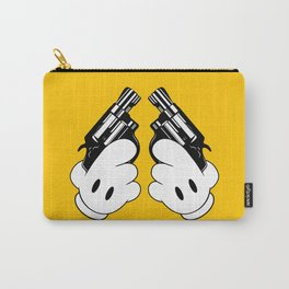 Toon Snubnosed Revolver Carry-All Pouch