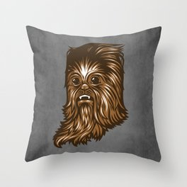 Chewiana Throw Pillow