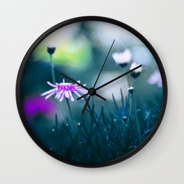 Dreams of Tomorrow Wall Clock