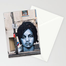 Newtown, Sydney Street Art/Mural/Urban Painting/Street Photography Stationery Cards