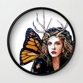 Ooh, Bella Donna - Fairy Stevie Nicks Wall Clock