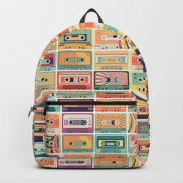 Retro 90s Mixtapes Backpack