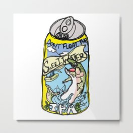 Sweetwater IPA Metal Print