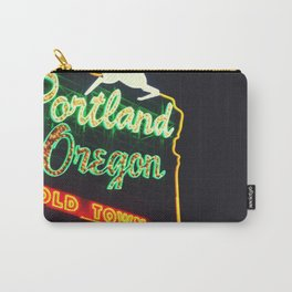 Portland! Carry-All Pouch