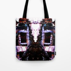 The Seated Woman Tote Bag