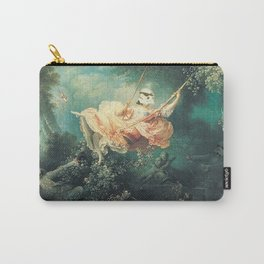 "Homage to Fragonard, ""The Swinging Stormtrooper"". Carry-All Pouch"