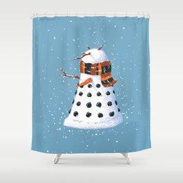 Snowlek Shower Curtain