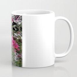 Crape Myrtle Letters 4 Coffee Mug
