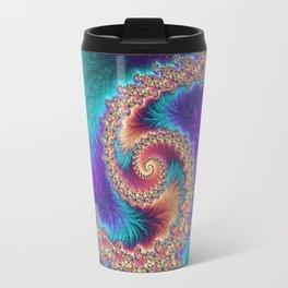 Water Rapids Travel Mug