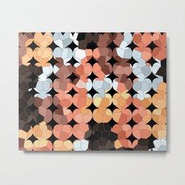 pattern iii Metal Print