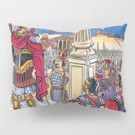 Triumph Of Julius Caesar - Digital Remastered Edition Pillow Sham