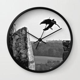 nesting on blarney Wall Clock