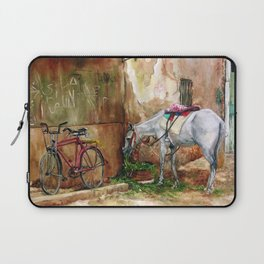 Sultry day Laptop Sleeve