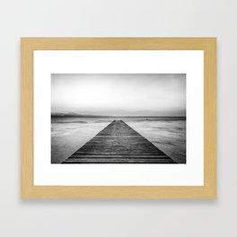 Sirmione, Italy Framed Art Print